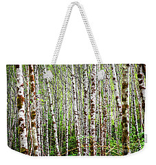 Amongst The Alders Weekender Tote Bag