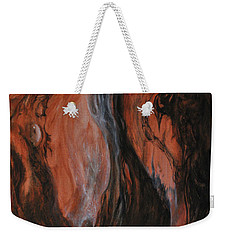 Amongst The Shades Weekender Tote Bag by Christophe Ennis
