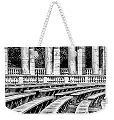 Amphitheater Weekender Tote Bag by Paul W Faust - Impressions of Light