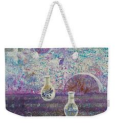 Amphora-through The Looking Glass Weekender Tote Bag