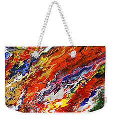 Amplify Weekender Tote Bag by Ralph White