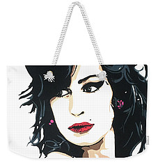 Amy Winehouse Part 2 Weekender Tote Bag