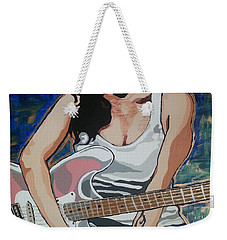 Amy Winehouse Weekender Tote Bag