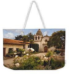 Amy's Carmel Weekender Tote Bag