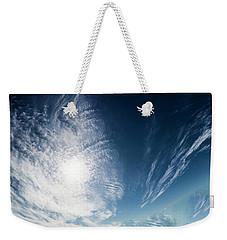 An Abstract Sky Weekender Tote Bag