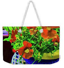 Lots Of Blooms Weekender Tote Bag