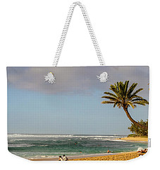 An Afternoon At Sunset Beach Weekender Tote Bag