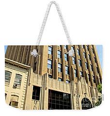 An Allentown Icon Weekender Tote Bag