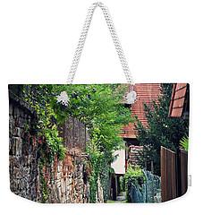 An Alley In Schwaigern Weekender Tote Bag