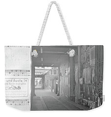 An Alley To A Backstreet Weekender Tote Bag