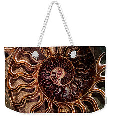 An Ancient Shell Weekender Tote Bag