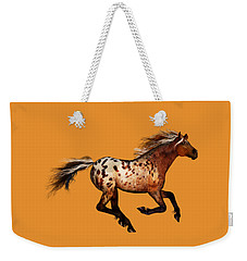 An Appaloosa Called Ginger Weekender Tote Bag
