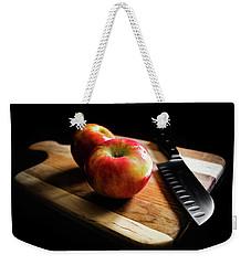 An Apple Or Two Weekender Tote Bag