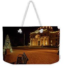 An Atascadero Christmas Weekender Tote Bag