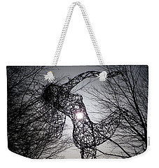 An Eclipse Of The Heart? Weekender Tote Bag