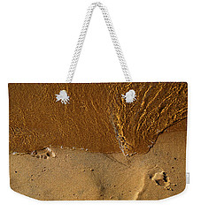 An Evening Stroll Weekender Tote Bag by Mary Bedy