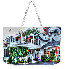 An Evening To Celebrate Weekender Tote Bag