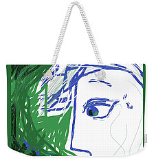 An Eye's View Weekender Tote Bag by Mary Armstrong
