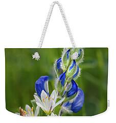An Intimate Bouquet Weekender Tote Bag