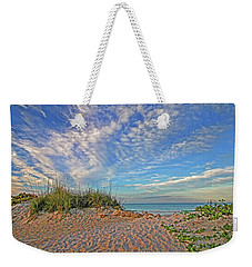 An Invitation - Florida Seascape Weekender Tote Bag