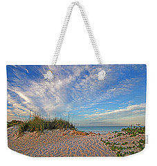 An Invitation - Florida Seascape Weekender Tote Bag by HH Photography of Florida