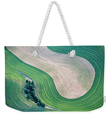 an Island of Trees Weekender Tote Bag