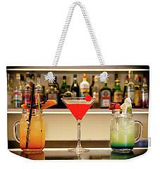 An Italian Drink Weekender Tote Bag