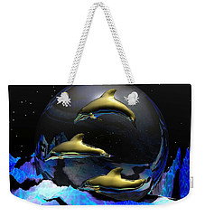 An Ocean Filled With Tears- Weekender Tote Bag