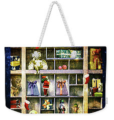 An Old Fashioned Christmas Wish Weekender Tote Bag