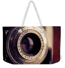 Weekender Tote Bag featuring the photograph An Old Friend by Yvette Van Teeffelen