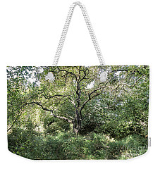 An Old One In The Forest Weekender Tote Bag