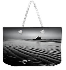 Weekender Tote Bag featuring the photograph An Oregon Morning by Jon Glaser