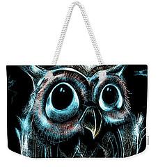 An Owl Friend Weekender Tote Bag