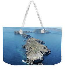 Anacapa Island Weekender Tote Bag