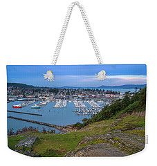 Anacortes Peaceful Morning Weekender Tote Bag