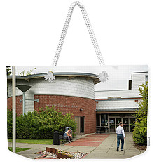 Anacortes Public Library Weekender Tote Bag