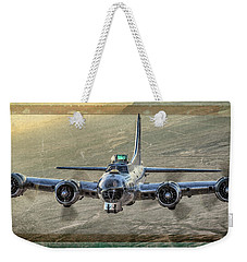 Analog Bomber Weekender Tote Bag