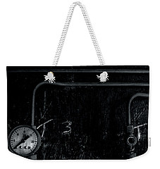 Weekender Tote Bag featuring the photograph Analog Motherboard 3 by James Aiken