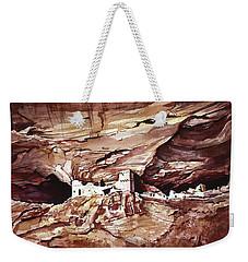 Anassasi Wall Ruins Weekender Tote Bag