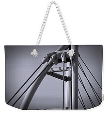 Anchor Point Weekender Tote Bag