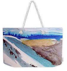 Anchorage  Weekender Tote Bag by Ed Heaton