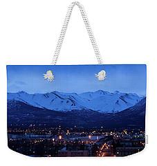 Anchorage At Sunrise Weekender Tote Bag