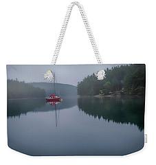 Anchored At Horton Bay Weekender Tote Bag