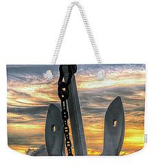 Anchors Away Weekender Tote Bag