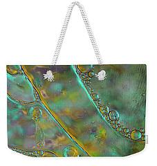 Ancient Brass Pattern Weekender Tote Bag