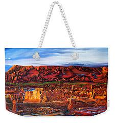 Ancient City Weekender Tote Bag