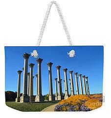 Ancient Corinthian Columns  Weekender Tote Bag