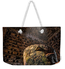 Ancient Dovecote Weekender Tote Bag by Adrian Evans