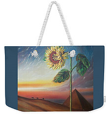 Ancient Energy Weekender Tote Bag