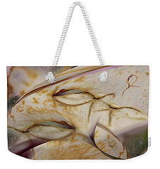 Fish Time In The Universe.... Weekender Tote Bag